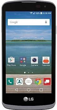 LG K4 VS425 16GB Negro DE VERIZON Smartphone Abierto ...