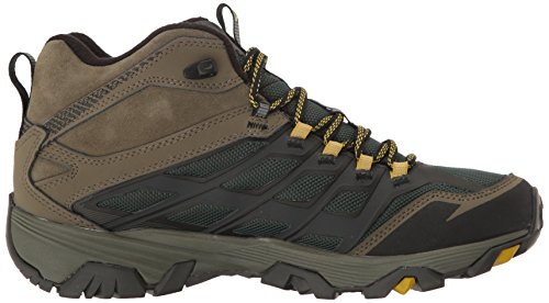 Green Hommes Merrell Pour Randonne Thermo Moab Chaussures High De Fst Vert Ice xxIvw6F
