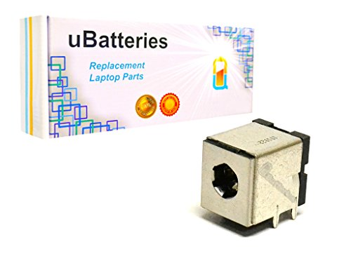 UBatteries Compatible AC-DC Power Jack Connector Replacement For Toshiba Satellite A35-S159 A35-S1591 A35-S1592 A35-S1593 A35-S209 A35-S2091