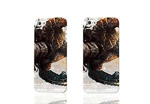 Predator Custom Diy Unique Image Durable 3D Case Iphone 5 5S Hard Case Cover