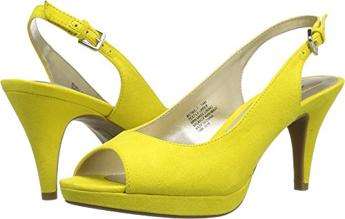 (Bandolino Women's Melt Canary Yellow 8 M)
