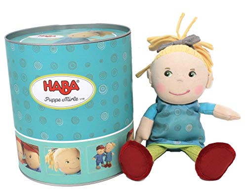 HABA Soft Doll Mirle 8