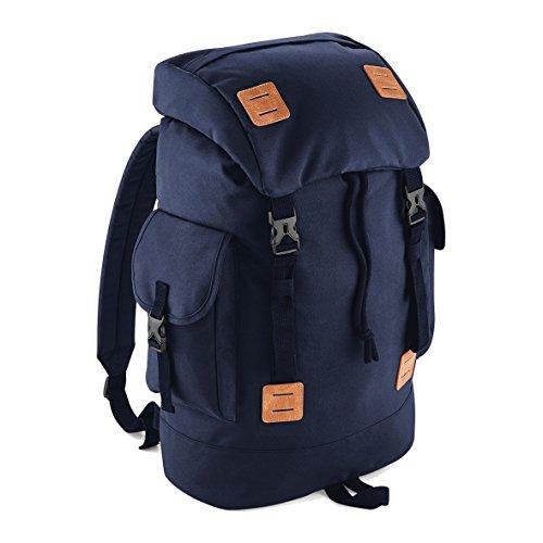 BagBase Urban Explorer 27 Litre Backpack Black, Red, Green Navy