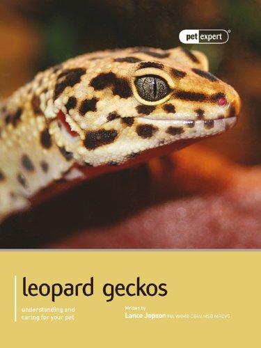 Leopard Gecko (Pet Expert Book 5) ()