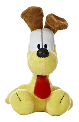 "Aurora World World Odie 8"" Plush"