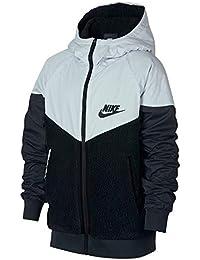 Boys Sportswear Windrunner Sherpa Jacket