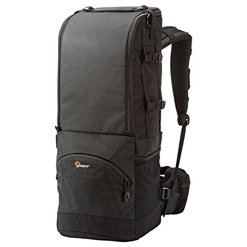 Lens Trekker 600 AW III Telephoto Lens Backpack From Lowepro – Large Capacity Backpacking Bag For Long Lenses and Cameras