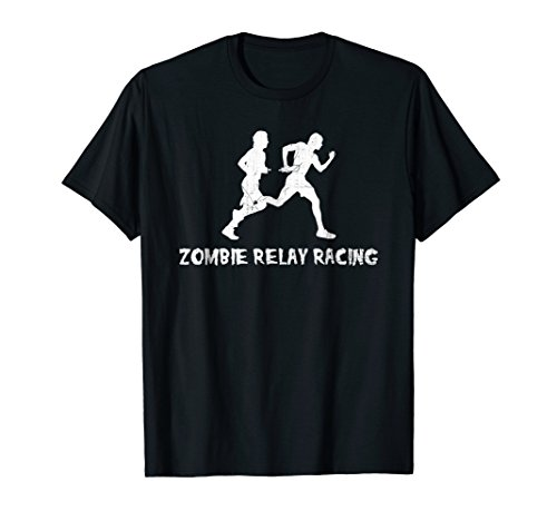 (Zombie Relay Racing Running Trendy Halloween)