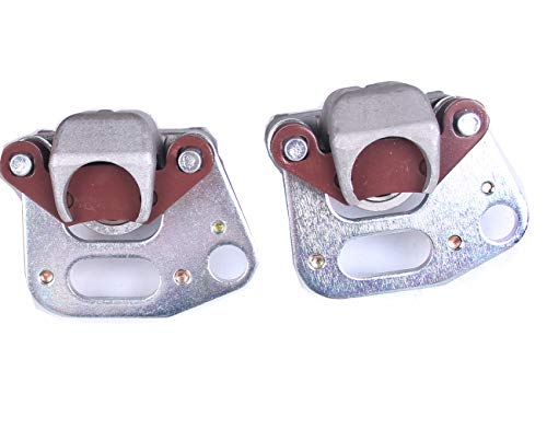 New Front Right Left Brake Caliper For Polaris Sportsman 500 With Pads 1999 2000