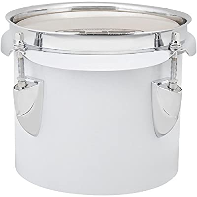 "Sound Percussion Labs SINGLE 6"" BIRCH DRUM 6 in. White from Sound Percussion Labs"