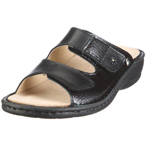 028412B Noir Pisa femme Collection Nero Hans Herrmann Chaussures 6qRt67x