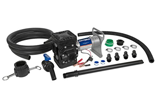 Fill-Rite SS415BX731 12V DC Diaphragm Pump, Motor Bracket ()