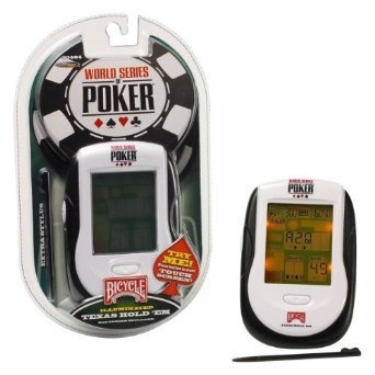 (Bicycle TouchScreen World Series of Poker Texas Hold 'Em by Bicycle)