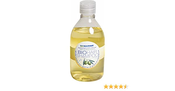 Italia Marine Shampoo para Cabello Bio, biodegradable 100% – 300 ...