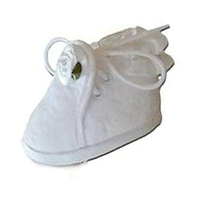 Chaussures de fête pour le baptême ou de mariage - chaussures de baptême pour les filles, bébés TP06 taille 17