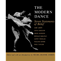 The Modern Dance: Seven Statements of Belief book cover