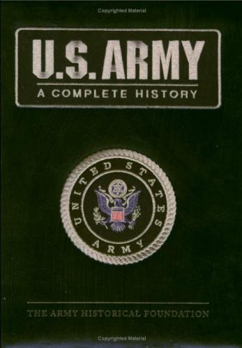 - U.S. Army A Complete History