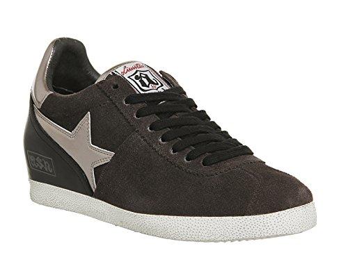 Ash Zapatos Guepard Bis Bistro Zapatillas de Ante Mujer Bistro/Cargo