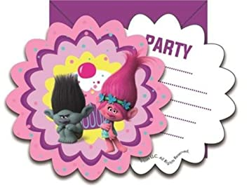 Image Unavailable Not Available For Color Procos Dreamworks Trolls Party