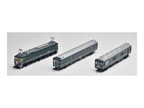 online barato EF81 Series Series Series 24 Twilight Express (Basic Coche Set) (Model Train) (japan import)  caliente