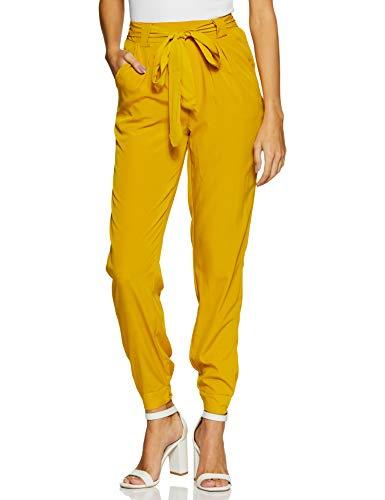 Harpa Women's Pleat-Front Pants