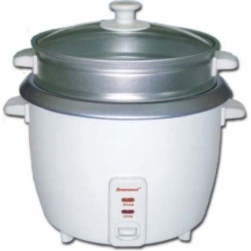 Brentwood TS-600S 5-Cup Rice Cooker with Steamer
