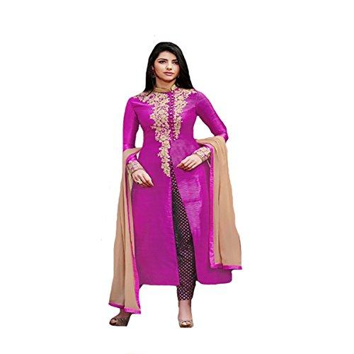 Bollywood Western Wear Gown Ethnic Designer Women Hijab Indian Straight  Salwar Kameez suit 8808