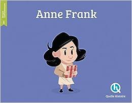 Anne Frank, by Clémentine V. Baron