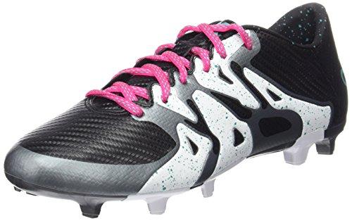 adidas Herren Fussballschuhe X 15.3 FG/AG core black/shock mint s16/ftwr white 45 1/3