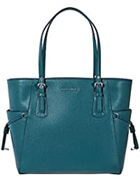 Voyager Crossgrain Leather Tote