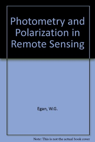 Photometry and Polarization in Remote Sensing