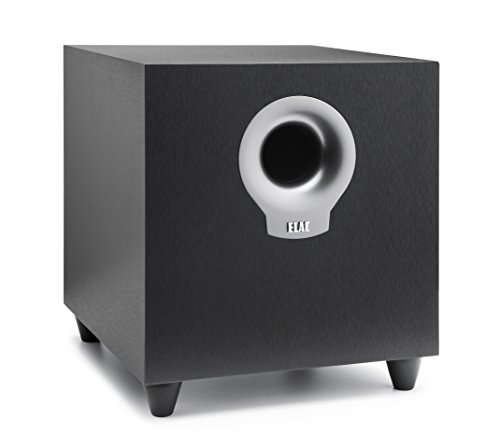 Elac S10 Debut Series 200 Watt Powered Subwoofer by Andrew Jones