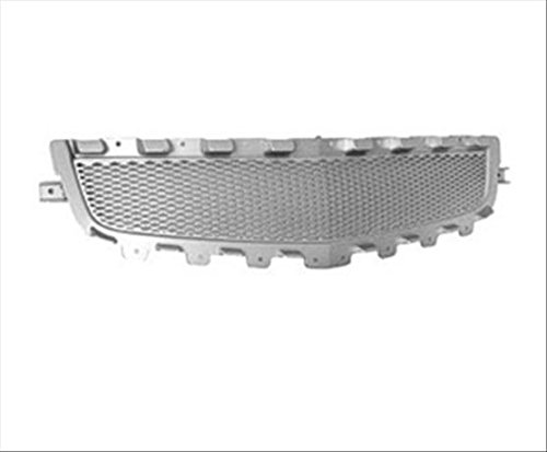 OE Replacement Chevrolet Malibu Grille Assembly (Partslink Number GM1200606) (Chevrolet Auto Body Malibu)