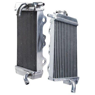 Tusk Aluminum Radiator Set - Fits: Yamaha WR450F 2011 by Tusk