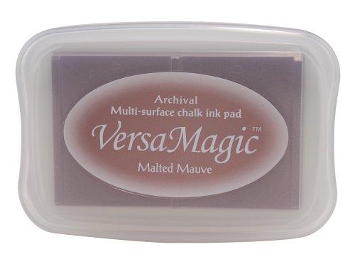 (Tsukineko Full-Size VersaMagic Chalk-Finish, Malted Mauve)