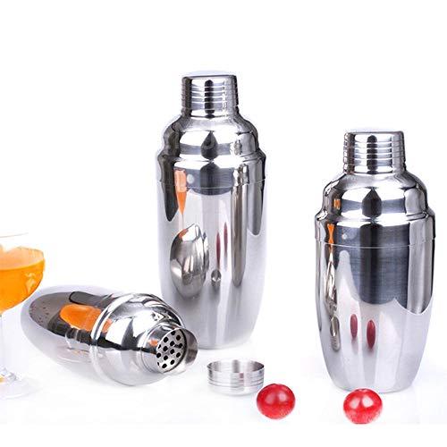 FidgetGear Beverage Mixer 250ML Cocktail Shaker Bartender Tool Kit Kitchen Accessories from FidgetGear