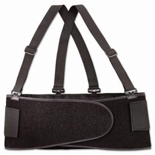 Allegro Economy Back Support Belt, 32 to 38, Medium, Black (10 Units) by Allegro