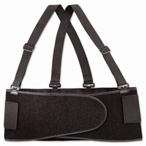 Allegro Economy Back Support Belt, 32 to 38, Medium, Black
