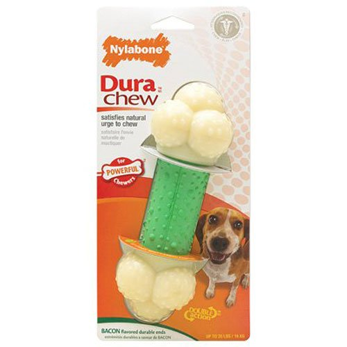 Nylabone #NTG103 Wolf SZ Double Action Chew