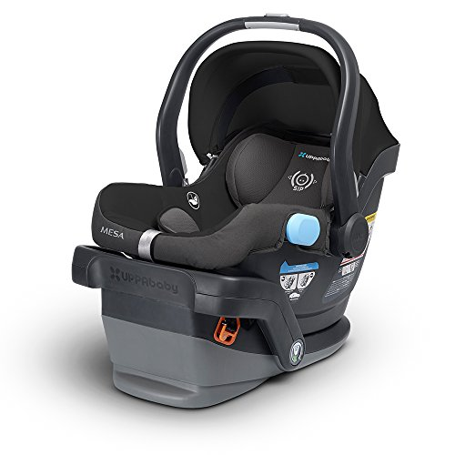 UPPAbaby MESA Infant Car Seat, Jake Black 2015-2016 Model.