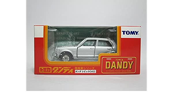 Tomica Dandy domestic car series Honda Civic CVCC (japan import): Amazon.es: Juguetes y juegos