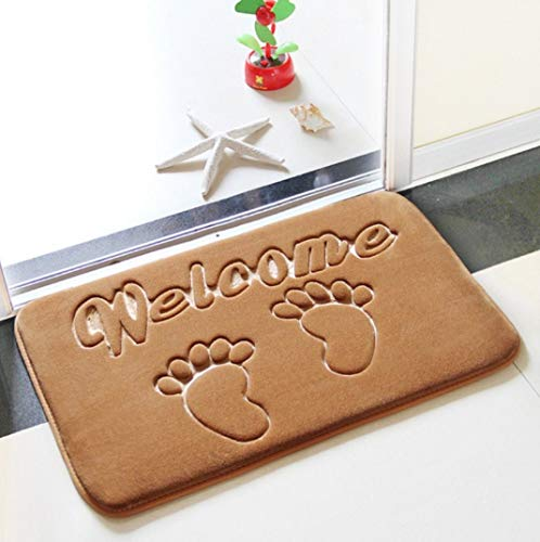 Dal-Msee Shower Anti Slip Bath Mats Bathroom Floor Carpet Toilet Rug Kitchen Door Wc Mat