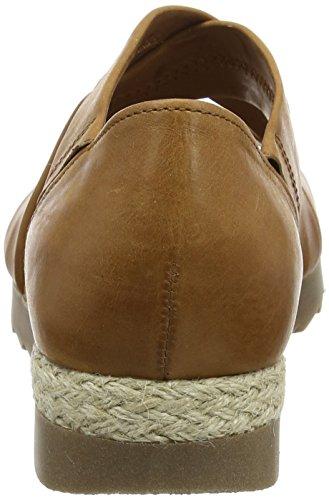 Gabor Women's Comfort Open Toe Sandals Brown (Peanutjute/Ambra) KbChz