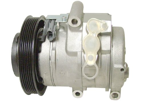 ACDelco 15-21194 GM Original Equipment Air Conditioning Compressor and Clutch Assembly