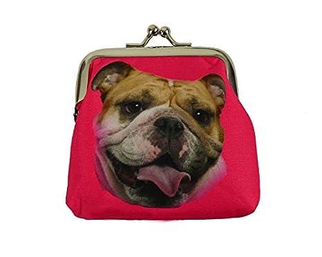 Instant Gifts Pet Purses Monedero, diseño de Bulldog inglés ...