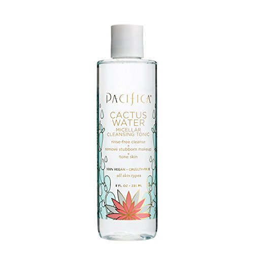 Pacifica Beauty Cactus Water Micellar Cleansing Tonic, 8 Fluid - Eye Tonic