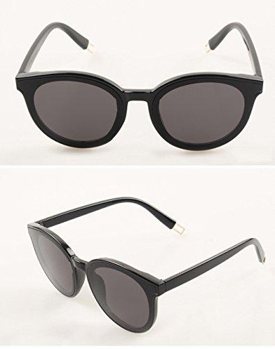 sol marinas de amp;Gafas LYM de borde protecciónn sol A de Gafas Color de sol de amp; Gafas Gafas D transparentes Color YqxxTAw