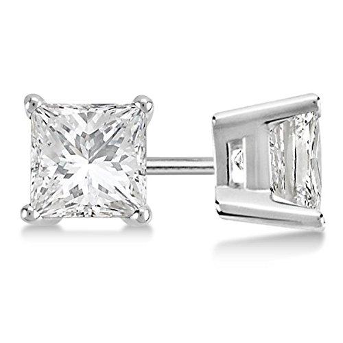 0.33 Ct Princess Diamond - 5