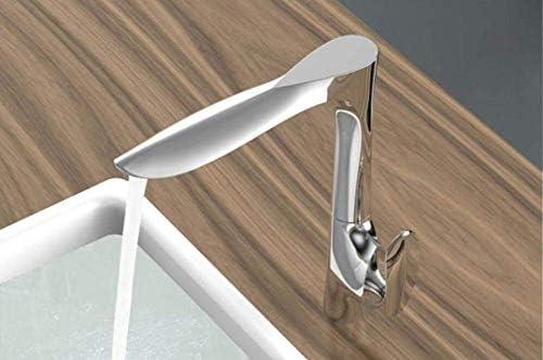 BXU-BG タップスクエアInnovationfaucetホットとコールドシンク流域の蛇口銅ボディーダイヤモンドライン近代