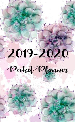 - 2019-2020 Pocket Planner: Monthly calendar Planner | January - December 2019 - 2020 For To do list Planners And Academic Agenda Schedule Organizer ... Organizer, Agenda and Calendar) (Volume 3)